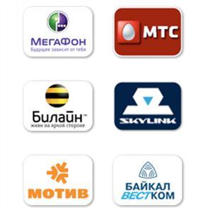 Операторы сотовой связи Забайкальска