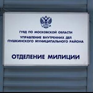 Отделения полиции Забайкальска